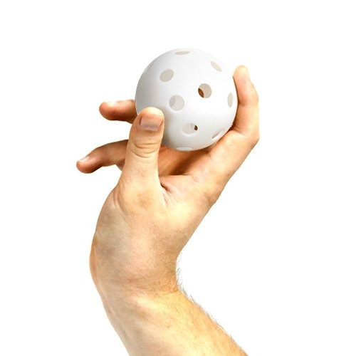 12 naranja poli pelotas de béisbol (tamaño del reglamento)