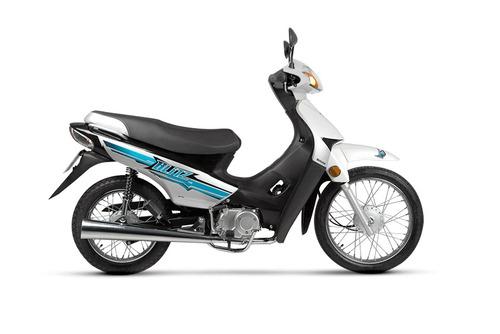 12 o 18 ctas  - motomel blitz 110 0km cycles okm 2020