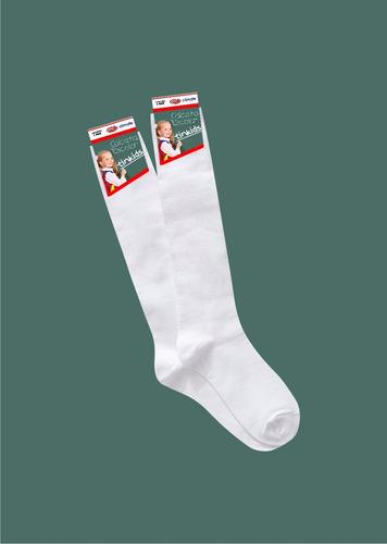 12 pares calceta escolar 6-8  años $132.00