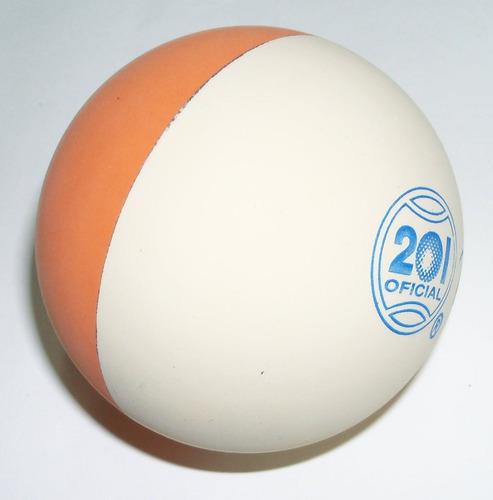 12 pelotas frontenis xtreme jumbo 2 colores de 201