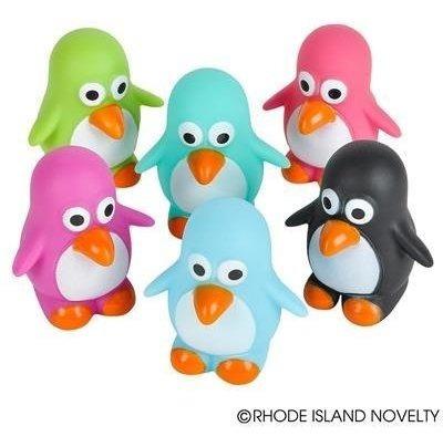 12 pinguin tina de baño 2 squirters - squirts de piscina - f