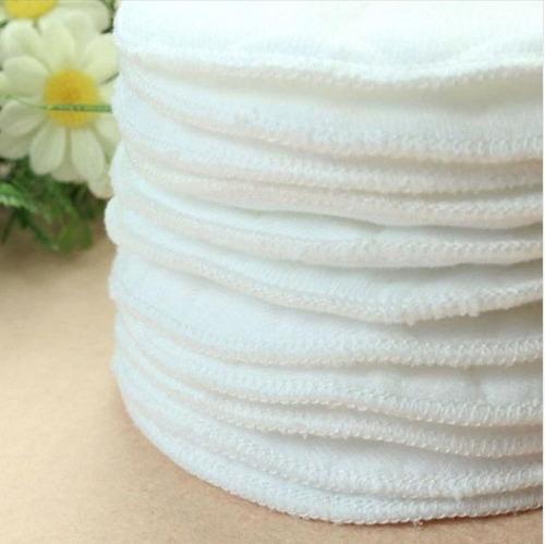 12 protectores lactancia lavables algodon maternidad