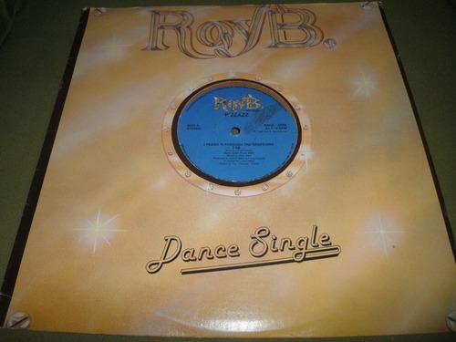 12'' remix p'zzazz - i heard it through the grapevine (1980)