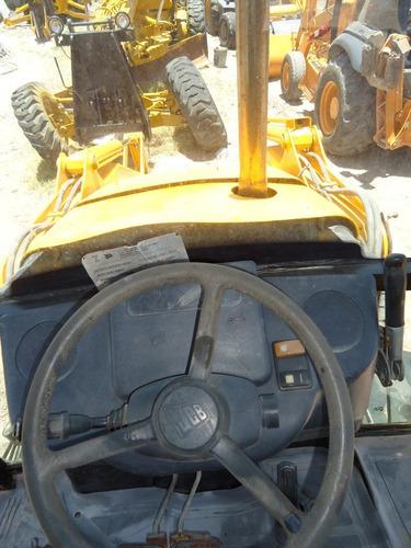 12) retroexcavadora jcb 214 e 4t 4x4 2005
