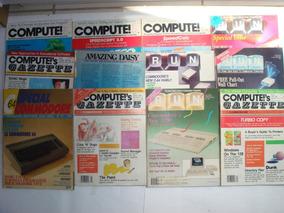 12 Revista Compute Computes Gazette Run Commodore 64 128