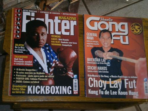 12 revistas de esporte -tenis,basquete,lutas por r$ 25,00
