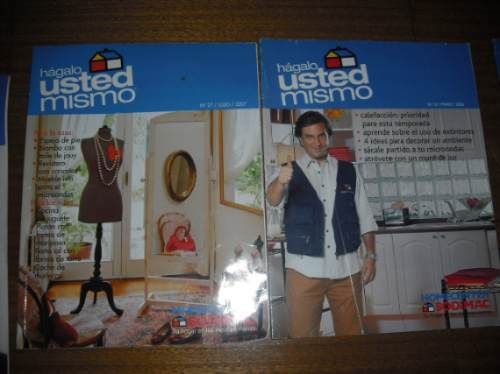 12 revistas hagalo ud mismo  por 10000 (486w