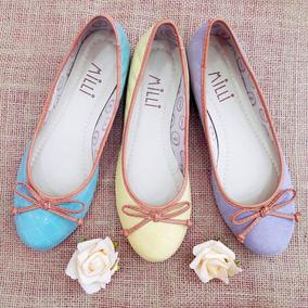 12687dec5 Atacado Sapatilhas Milli Feminino Sao Paulo Jau - Sapatos com o Melhores  Preços no Mercado Livre Brasil