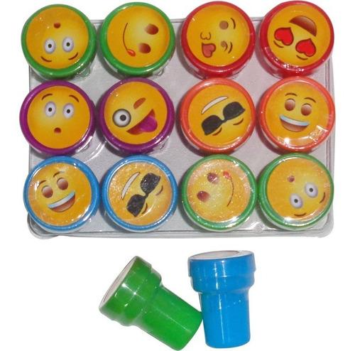 12 sellitos infantiles nena nene maestra souvenir cumpleaños