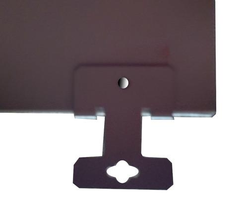 12 suporte para quadro comando elétrico