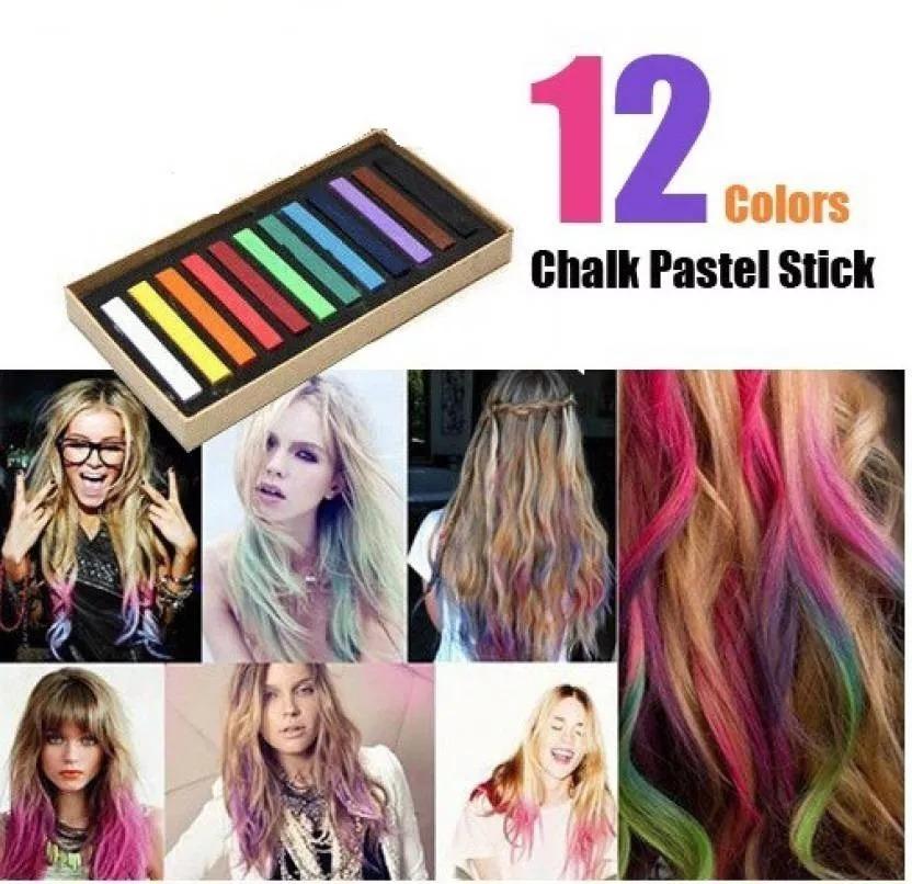 Tenir el pelo de colores fantasia