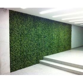 12 Unds Tapete De Follaje Artificial Jardinvertical 40x60cms