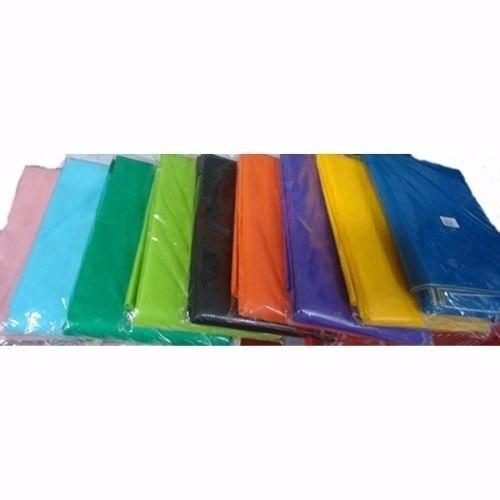12 unidades toalha tnt para festas 80x80 de mesa descartável