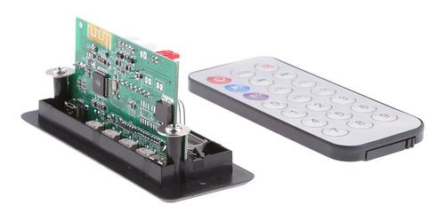 12 v auto car bluetooth mp3 wma decodificador placa de áudio
