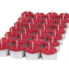 12 Velas Aromáticas 12 Aromas Aromatizada Caixa Rechaud