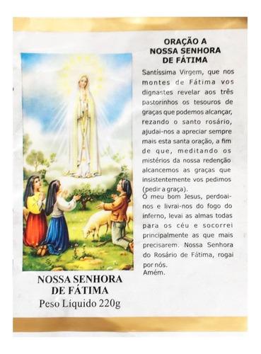 12 velas votivas 7 dias imagem nossa senhora fátima oração