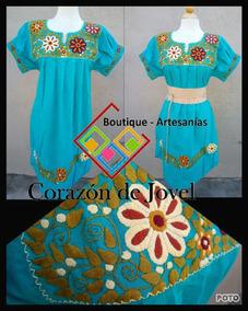 a3332f880 Batas De Manta Bordadas - Vestidos en Mercado Libre México