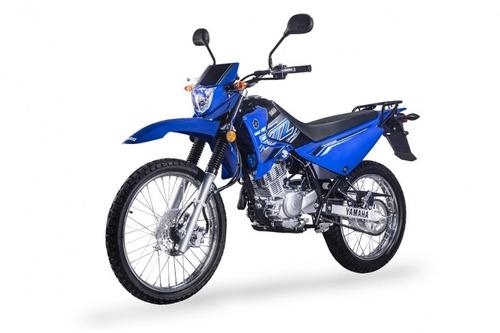 12 x $ 15383 yamaha xtz 125 okm sin anticipo   en cycles
