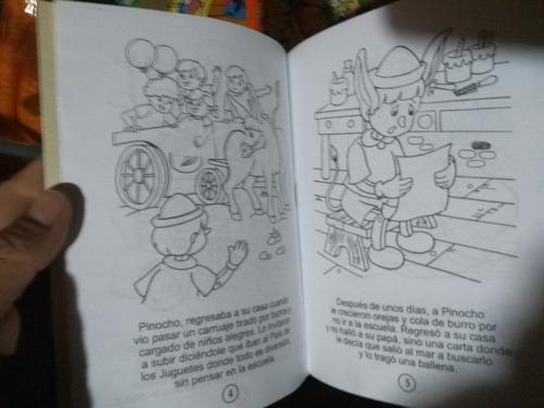 12 x coleccion cuentos clasicos infantiles 8 pagina colorear