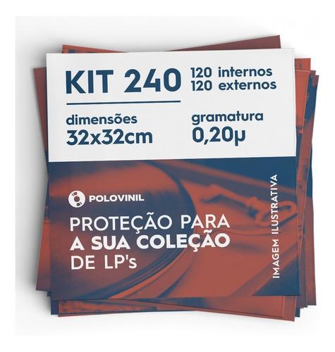 120+120 plastico externo grosso 0.20 capa + lp interno