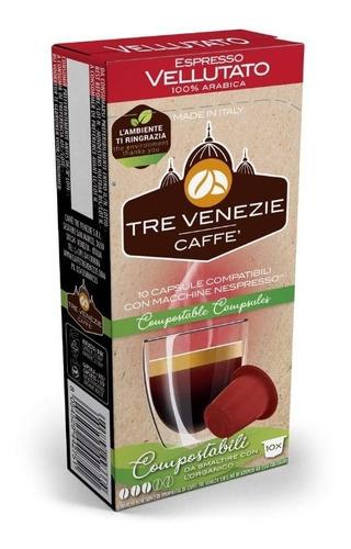 120 cápsulas compatibles nespresso® café barocco