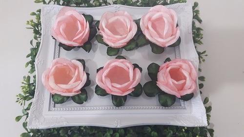 120 forminhas de rosa doces finos  festas,casamentos rosa