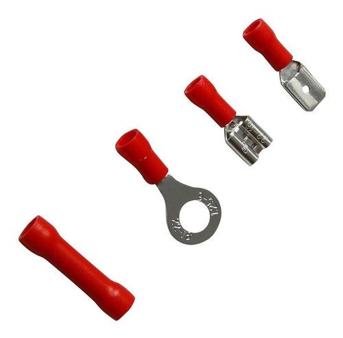 1200pcs / set eléctrico de cableado conectores rizar termin