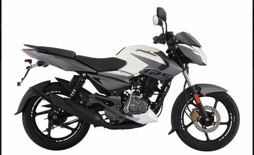 12/18 ctas bajaj  rouser ns 125 okm cycles