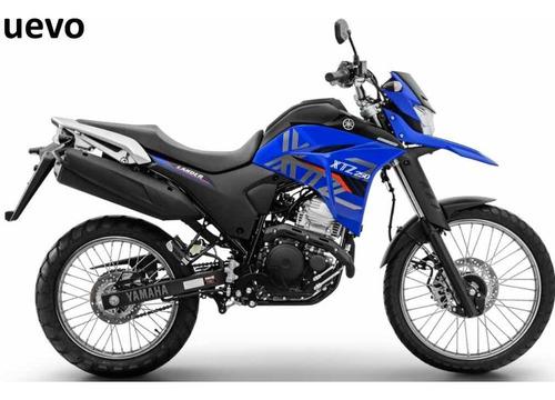 12/18 cuotas cycles yamaha xtz 250 new 2020
