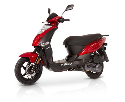 12/18 cuotas   kymco agility 125 0km cycles