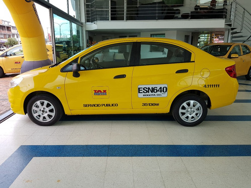 122.000.000 taxi chevrolet sail sedan 2020