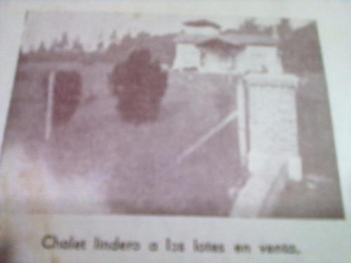 1233 antiguo loteo general rodriguez parque jolly