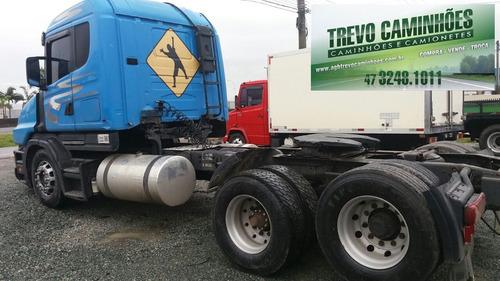 124 360 caminhão scania