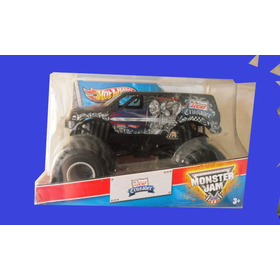 1:24 Monster Jam Lucas Oil De Hot Wheels