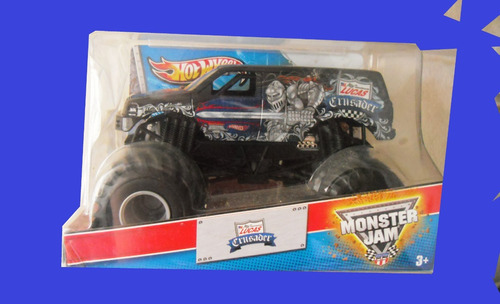 1:24 monster jam lucas oil de hot wheels