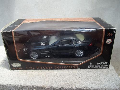 1/24 motormax auto escala