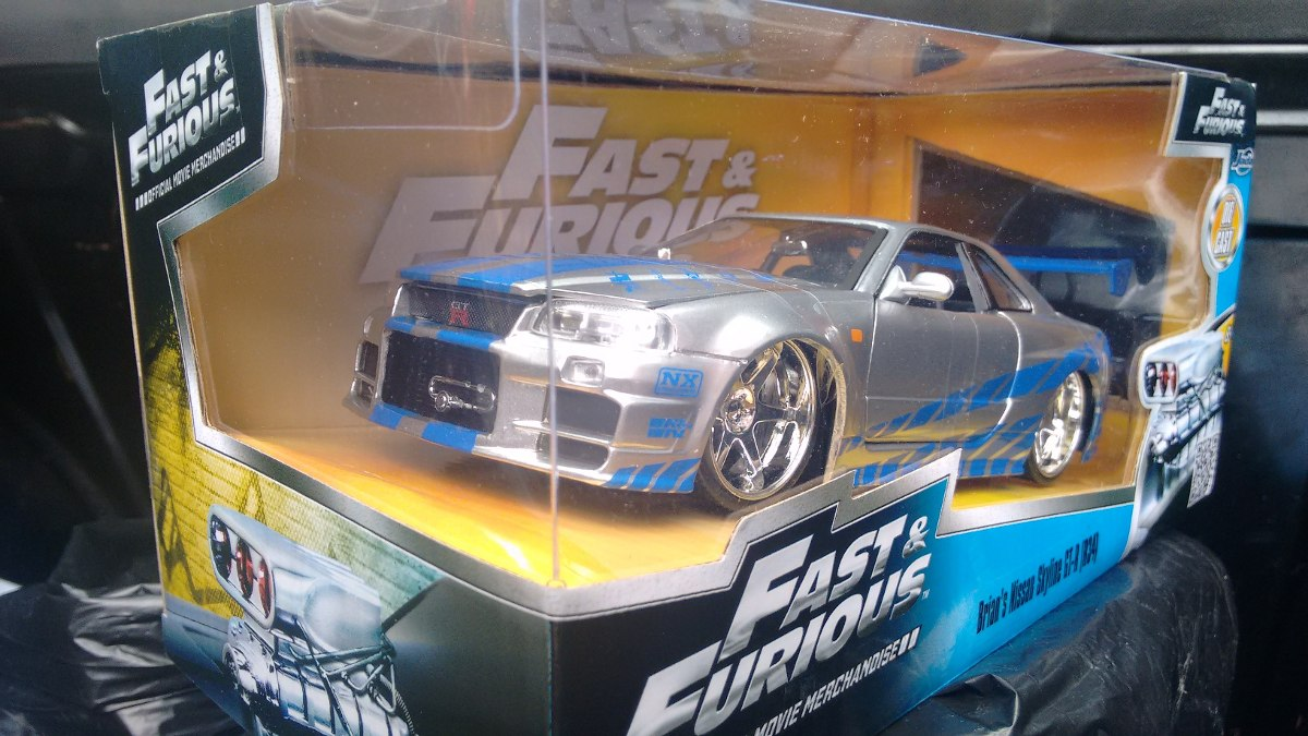1 24 Nissan Skyline Gtr R34 De Brian Oconner 499 00 HD Wallpapers Download free images and photos [musssic.tk]