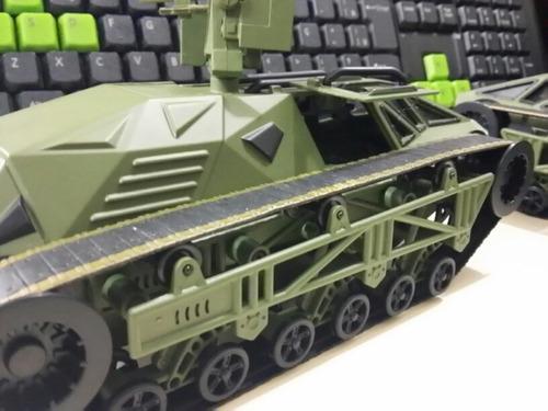 1/24 ripsaw tanque velozes e furiosos 8 miniatura tanque