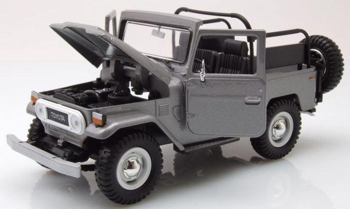 1/24 Toyota Bandeirante Fj40 Land Cruiser 79323 Jeep Jipe