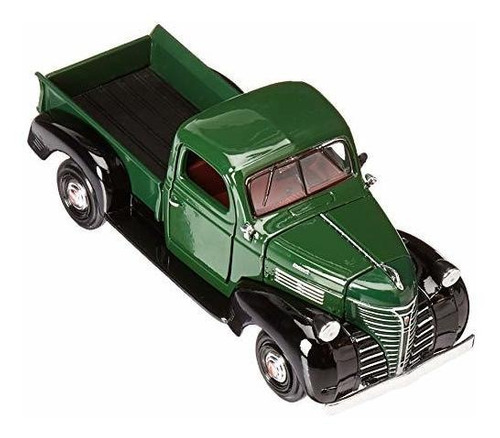 1:24 w - b american classic 1941 plymouth pick up diecast v