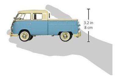 1:24 w - b volkswagen type 2 (t1) pickup 2 tone mj exclusiv