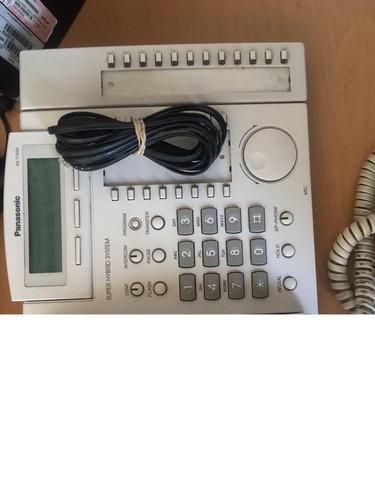 1244 telefono convencional panasonic kx-t7533la