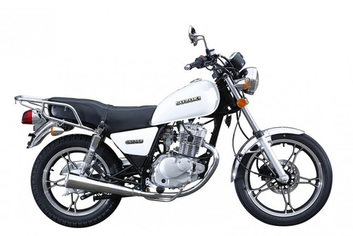 125 125 moto suzuki