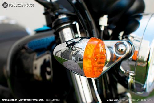 125 chopper moto suzuki