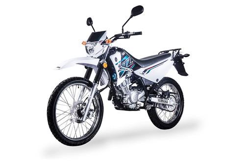 125 enduro motos yamaha xtz