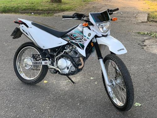 125 moto auto yamaha xtz