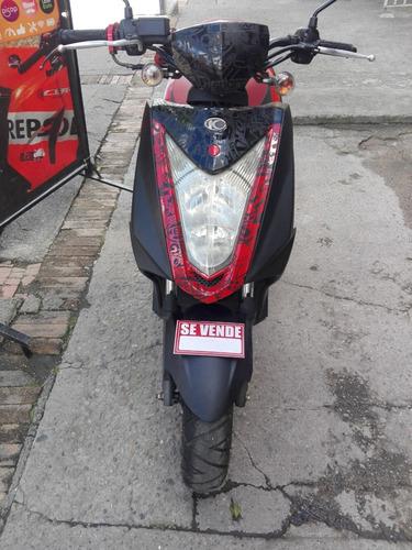 125 moto kymco agility