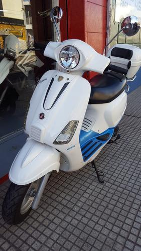 125 moto zanella styler