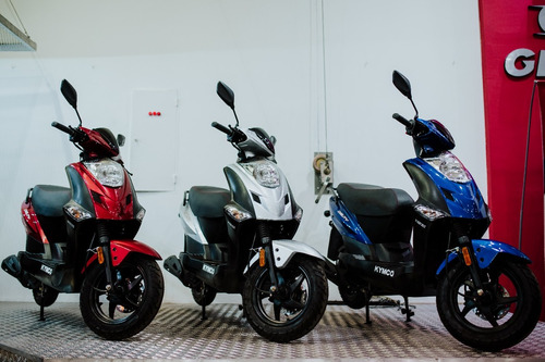 125 motos kymco agility