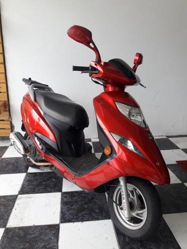 125 motos suzuki burgman